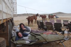 Life on safari - sublime adventure!  #Namibia #ridingsafari #horsesafari #adventuretravel #Horses