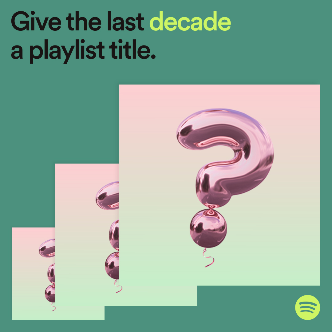 #SpotifyWrapped is coming 😮 Give us your best 👇