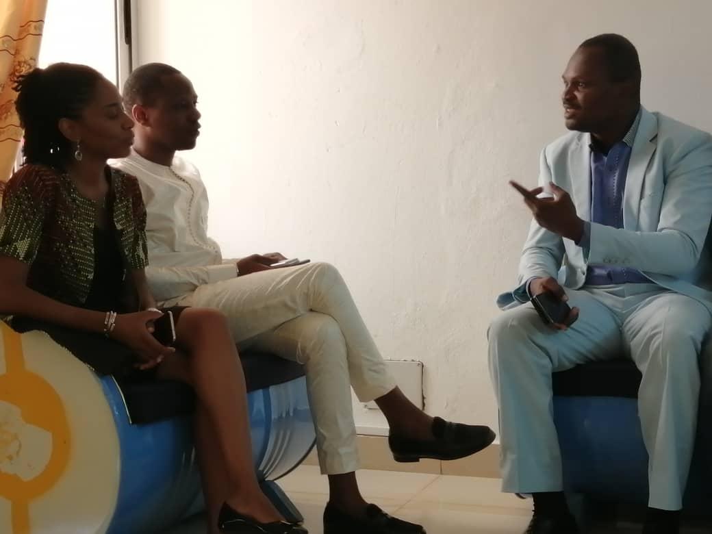 Ce 29/12/2019, visite d'une délégation de l'OIF Bureau du Togo à la @LomeMjl et à @NunyaLab . Un partenariat à grand pas. Le Directeur de la @LomeMjl a présenté ce qui se fait aux visiteurs #MJL #Maisondesjeunesdelome  @faiejtogo @Devbase_Tg @DogbeVictoire @FirminSef https://t.co/PawnHmXEqy