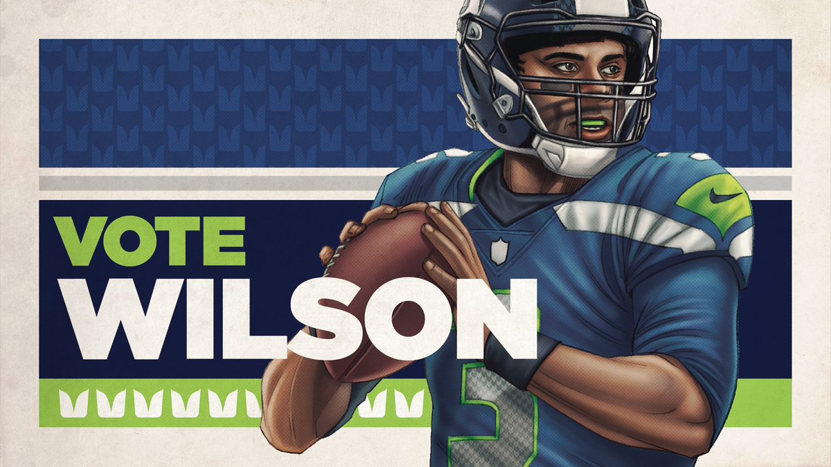 Make the right choice.  RT to vote Wilson for Pro Bowl. 🎂  #ProBowlVote x @DangeRussWilson https://t.co/ZsxL2hgAyV