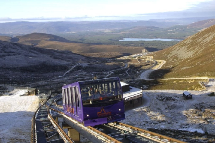 """Is it time for """"the removal of the funicular"""" at Cairngorm Mountain ski area? scotsman.com/lifestyle/outd…"""