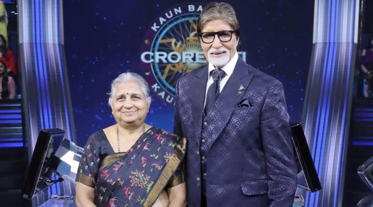 Today's #KBCFinaleEpisode will go down as one of the most inspiring & memorable episodes in the history of KBC. #SudhaMurthy is the epitome of women empowerment in the truest way.  @SonyTV @SrBachchan @babubasu Thank u for this season #KBC11   #KBCKaramveer<br>http://pic.twitter.com/pPglHDwKGE