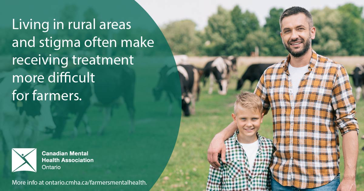 test Twitter Media - 67% of farmers are more susceptible to chronic stress than the general population, which can lead to physical and #mentalhealth issues. Find available Ontario resources here: https://t.co/vNk1GKjKQN #farmersMH #ontag https://t.co/9oGc87JqxH
