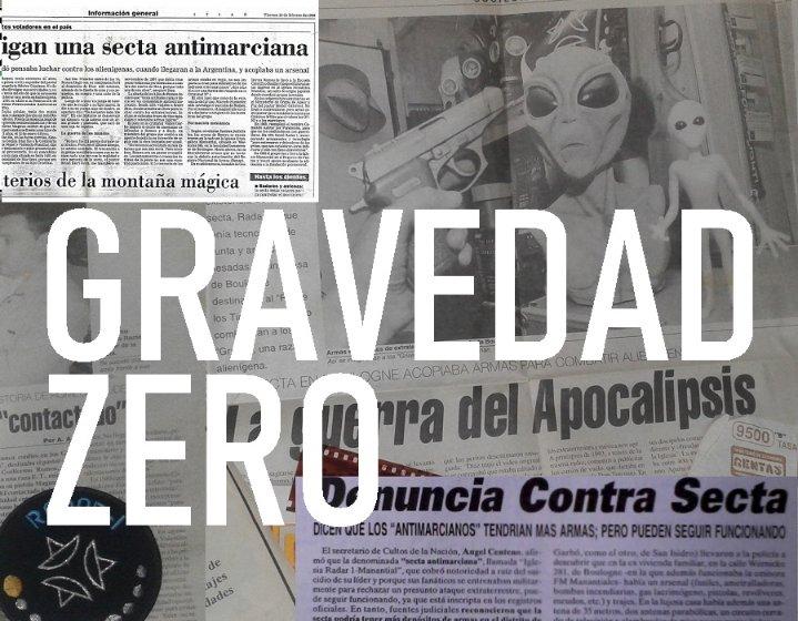 A horas de #GravedadZero #ElLadoZdelaFe con la historia de Radar 1, el grupo platillista que a fines de los 90 se preparó para resistir un ataque ET. Quien lo secundaba en el grupo cuenta todo hoy a las 18 hs. Entrá en el canal y suscribite! https://t.co/PcGQmtkMp5 @Sietecase https://t.co/RzjeoL5uLw