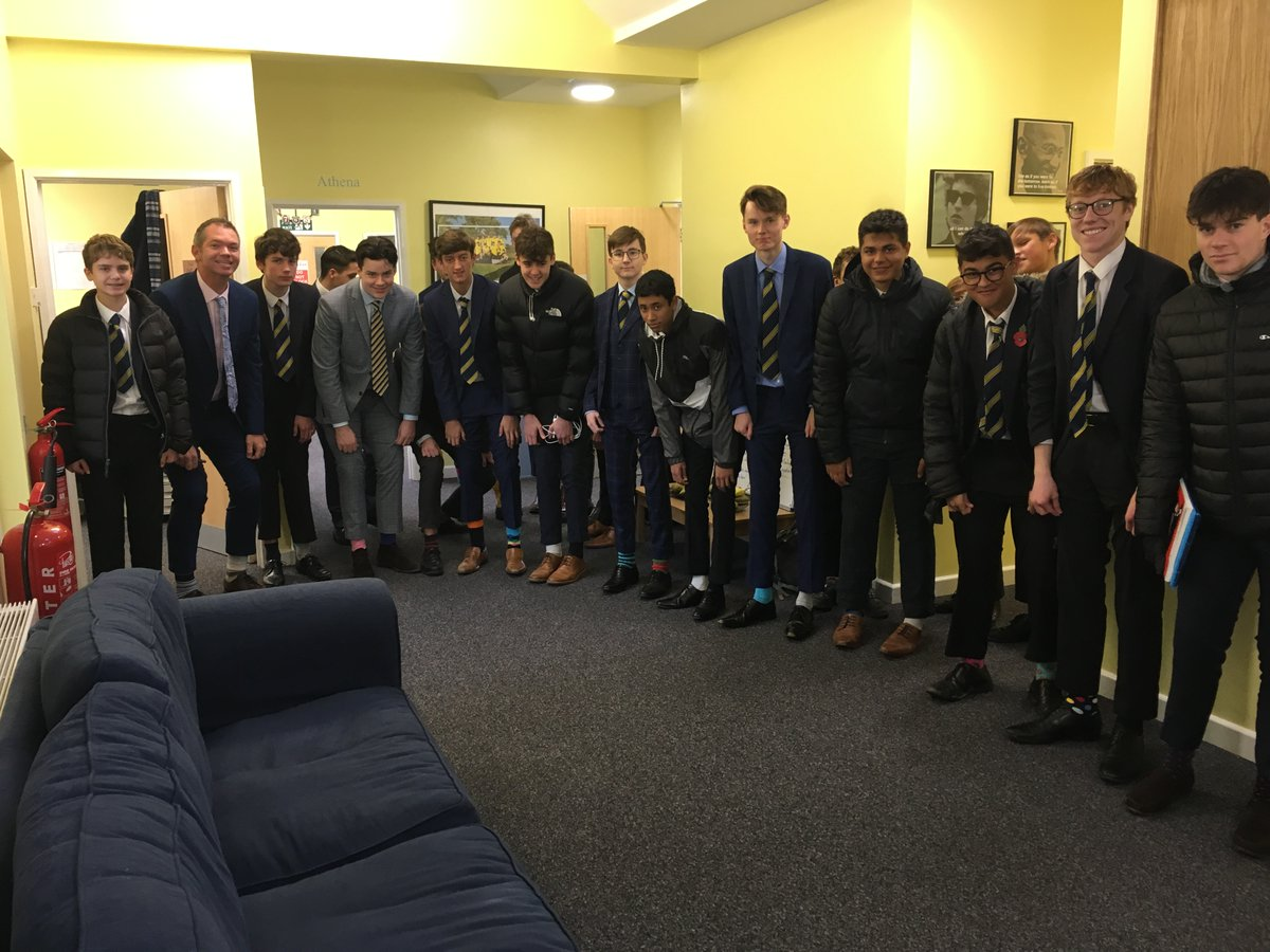 Recent photos from Deis House supporting #AntiBullyingWeek2019 with #oddsocksday  #bedes @ABAonline @AntiBullyingPro @bedesnews<br>http://pic.twitter.com/KiSmCGYhim