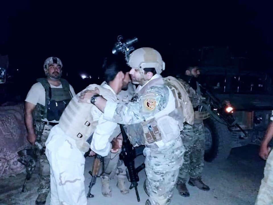 Only if we knew how many hours of painstaking preparations went into the professional job #ANDSF did to keep Kabul safe today, we would have understood the true patriotism of men & women in uniform. We are at awe of the progress our forces made in the last one year. THANK YOU! <br>http://pic.twitter.com/7roDuYySj6