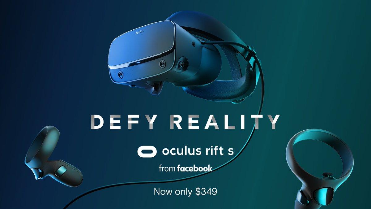 oculus rift s black friday 2020