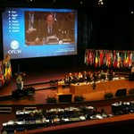 Image for the Tweet beginning: That's a wrap, #OPCW #CSP24