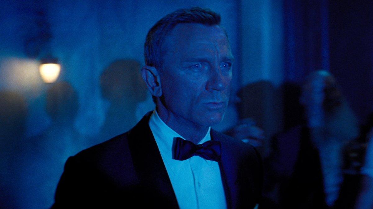 Bond is back. The first trailer for #NoTimeToDie arrives this Wednesday #Bond25 #BondJamesBond