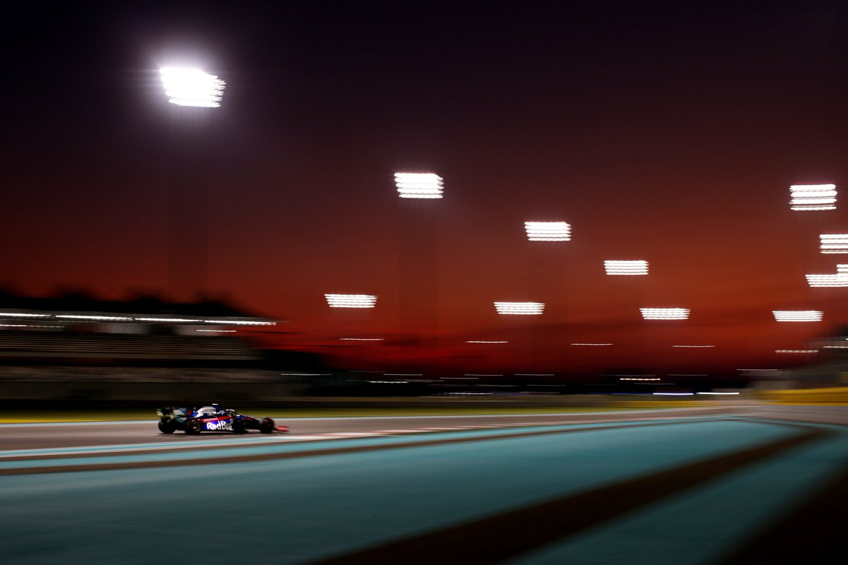 FP2 was productive, all of the laps were important because the conditions are more representative for the race, so it was good to put so many laps in during the session. We'll see when we study the data tonight what we need to do with the car for tomorrow. #DK26 #AbuDhabiGP🇦🇪 #F1 https://t.co/v9lIk87vpO