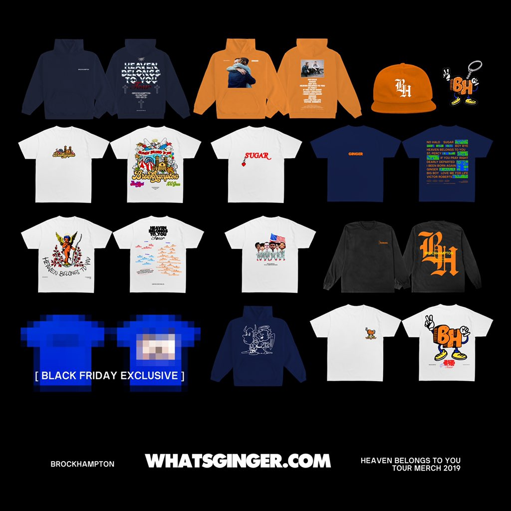 BLACK FRIDAY whatsginger.com
