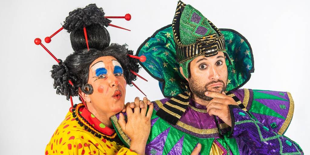 Its nearly time for our #Christmas #Panto. Oh no it isnt! Oh yes it is! To find out all about our exciting pantomime @demontforthall head to ow.ly/cWmb50xfUkl