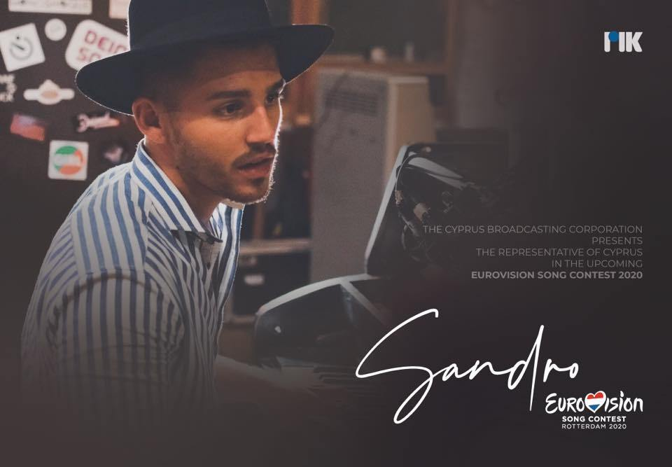 Cyprus 2020 🇨🇾 CyBC officially announce Sandro Nicolas for Rotterdam #eurovision #oikotimes #melfest #umk #DestinationEurovision #eestilaul #srfesc #eurovisiongr #openup