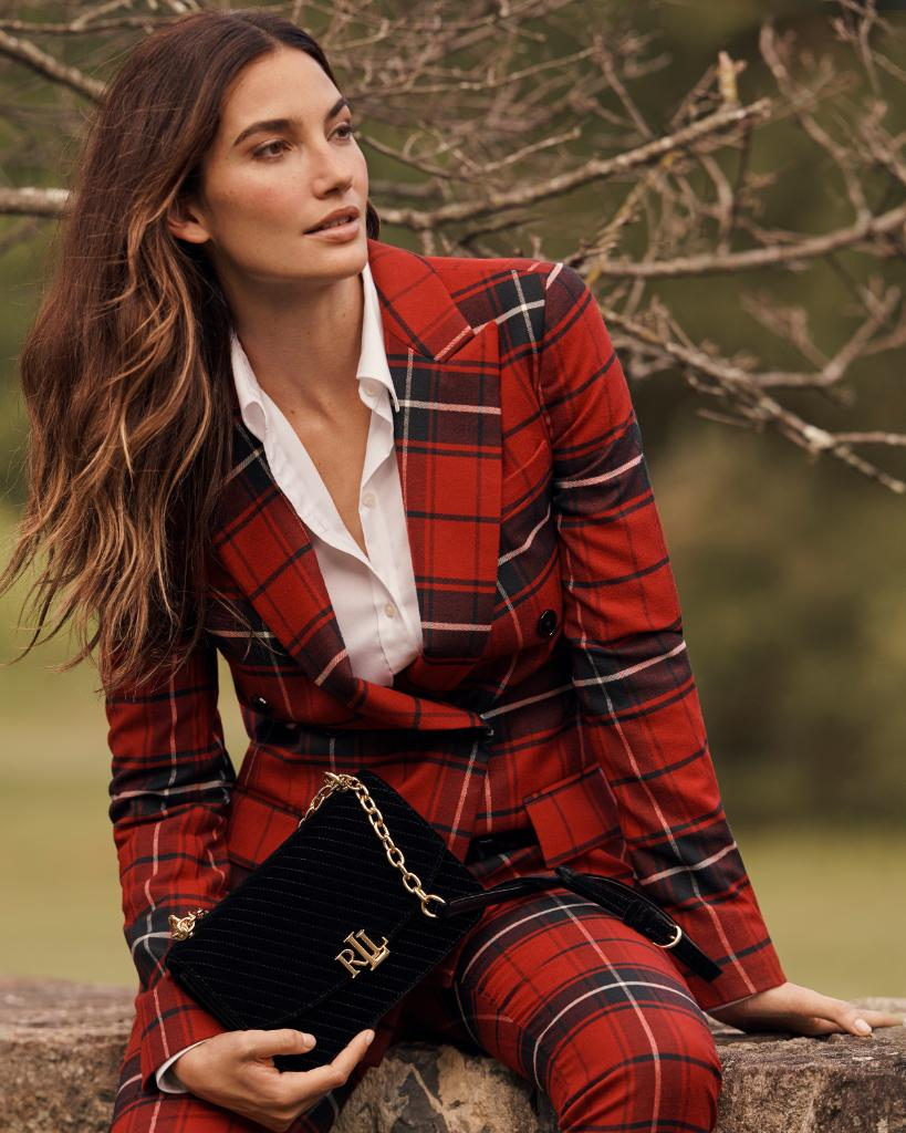 A plaid wool suit is one essential to take you through the season in style Shop the look: rlauren.co/LRLHoliday-TW2 #EveryMomentIsAGift #RLGifts