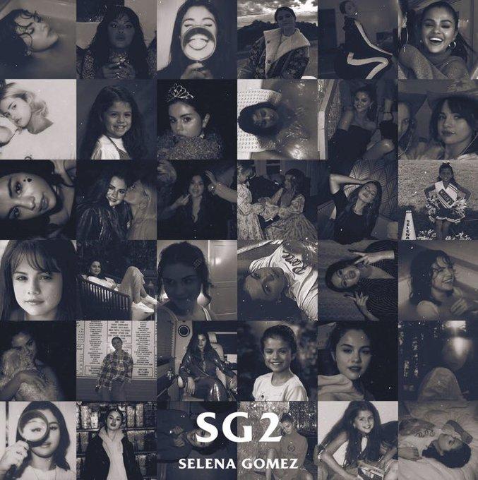 Vaza suposta tracklist do #SG2, o próximo álbum de Selena Gomez, incluindo Bad Liar, Fetish, It Aint Me e outros hits que a cantora lançou nos últimos anos na versão Deluxe do disco.