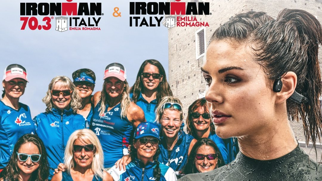 Meet the Iron-Woman!  Check out this poster featuring the C3 female athletes from the 2019 Ironman Italy. Congratulations to all the athletes who competed this year!   #IronmanItaly #Ironman #femaleathletes #sponsoredathletes