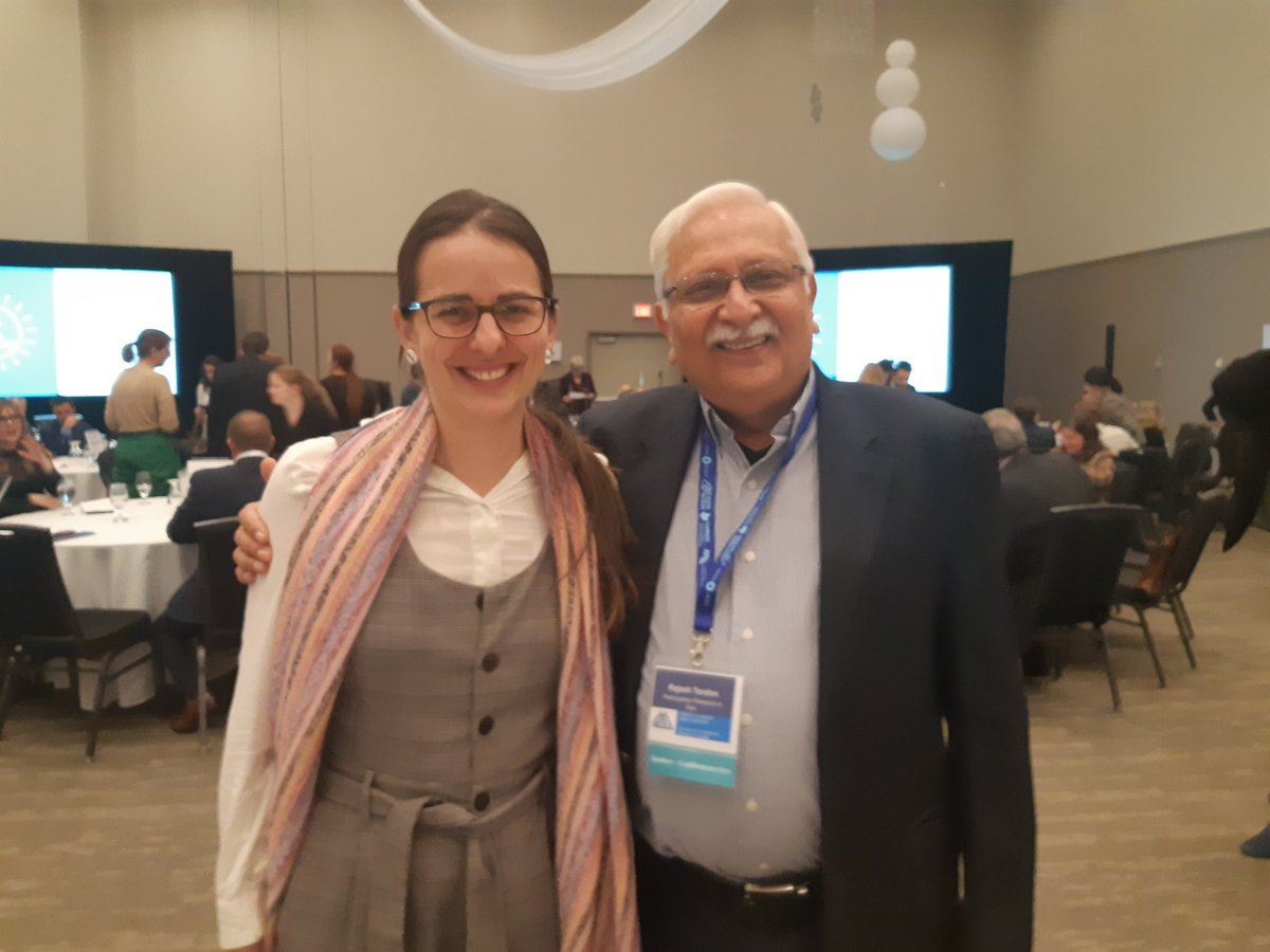 This picture makes me very happy. It was a good way to end a very inspiring and engaging week @GlobalSummitCAN. Thanks @RTandon_PRIA and all those who contributed to the success of this week. #LeadershipCAN2019 https://t.co/Vr4QEI2cCU