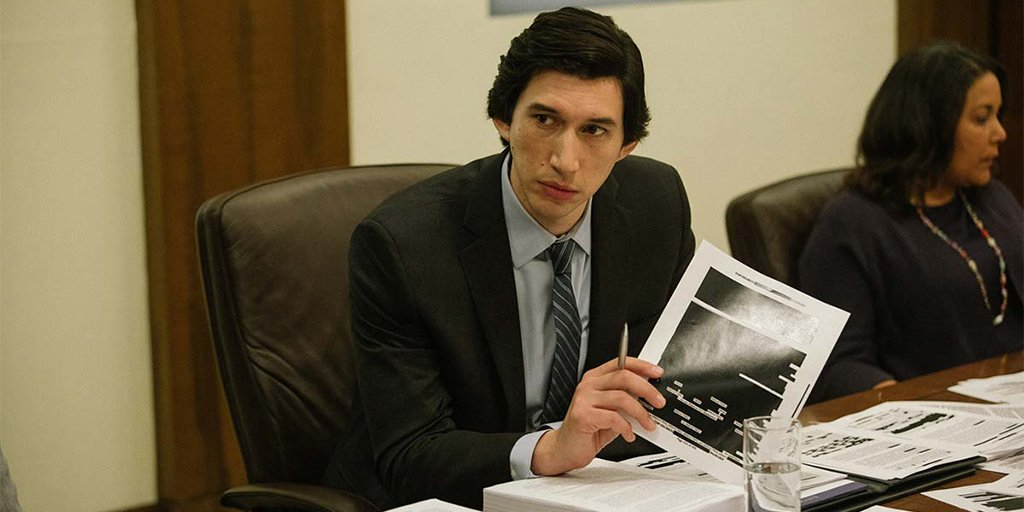 .@TheReportMovie follows Adam Driver as Daniel Jones, the Senate investigator who compiled a detailed report of torture abuses committed by the CIA in the wake of 9/11. Here's a timeline of how it went down: