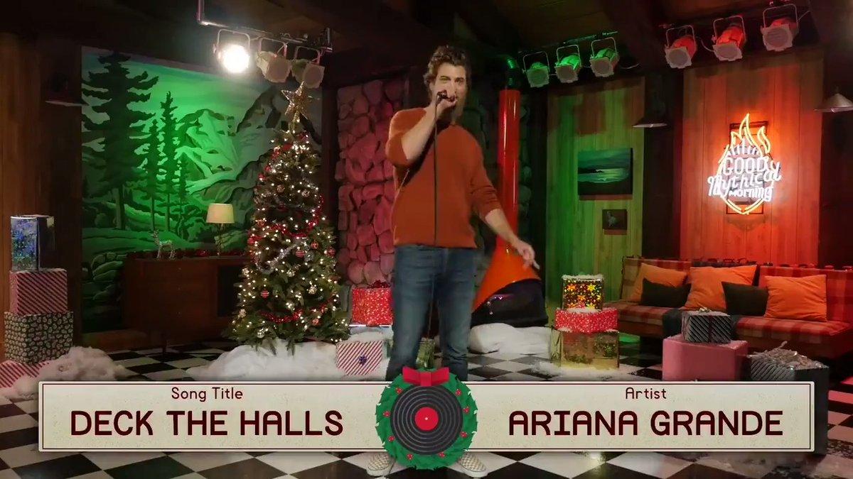 Big Arianas (aka Ariana Venti) still waiting on that tour invite, @arianagrande  🙏
