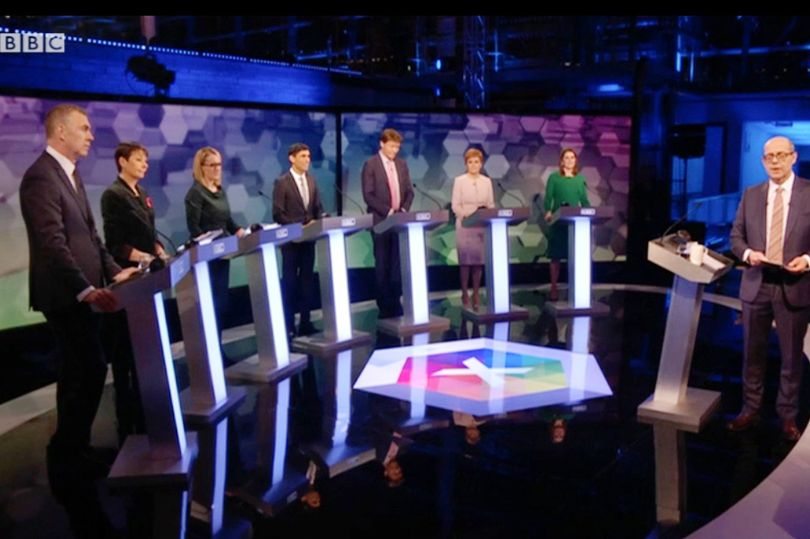 Who won the BBC general election debate? Our snap verdict on the seven-way clash mirror.co.uk/news/politics/…