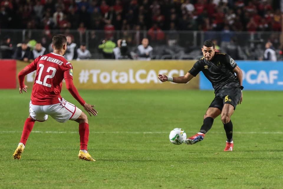 النجم الساحلي يتفوق على الاهلي المصري في الجولة الأولى من أبطال أفريقيا