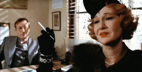 Happy birthday Diane Ladd, whom I first saw in her brief but memorable scene in Chinatown.