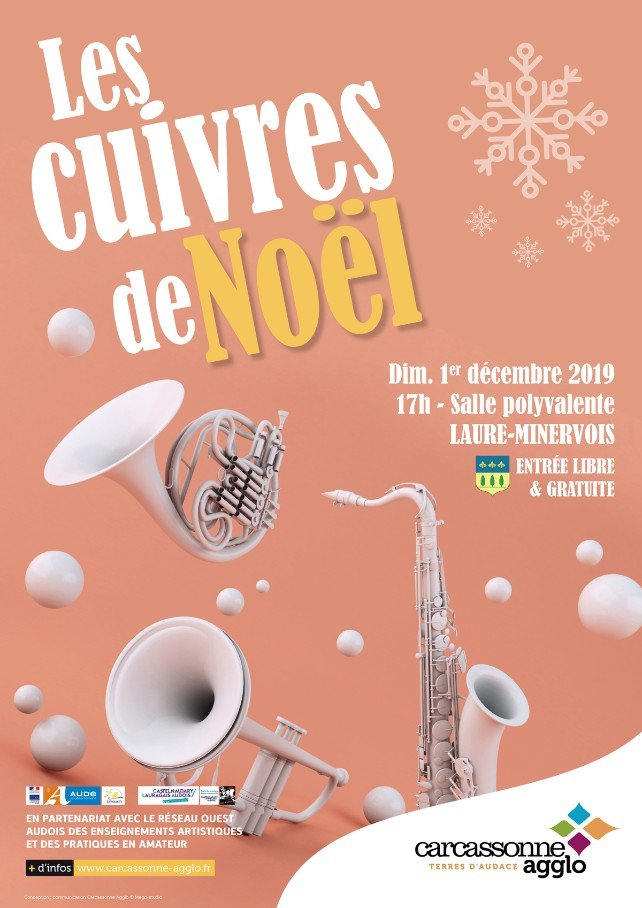 Finding Languedoc On Twitter Event Christmas Brass Concert