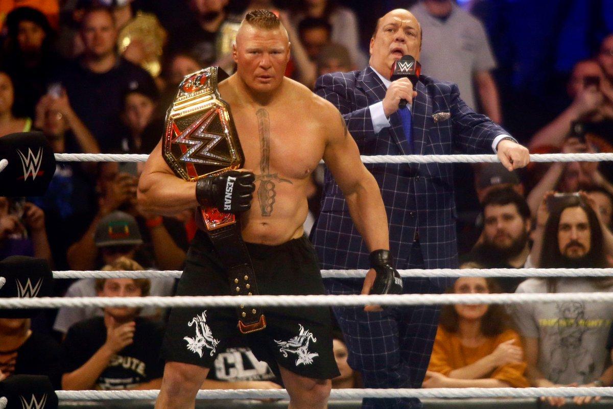 Top 5 WWE Men Superstars Of 2019 2