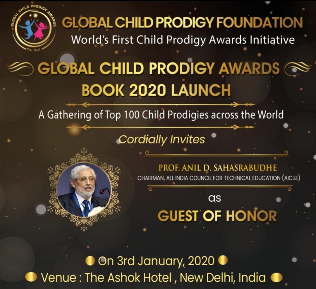 Global Child Prodigy Awards (@gcpawards) | Twitter