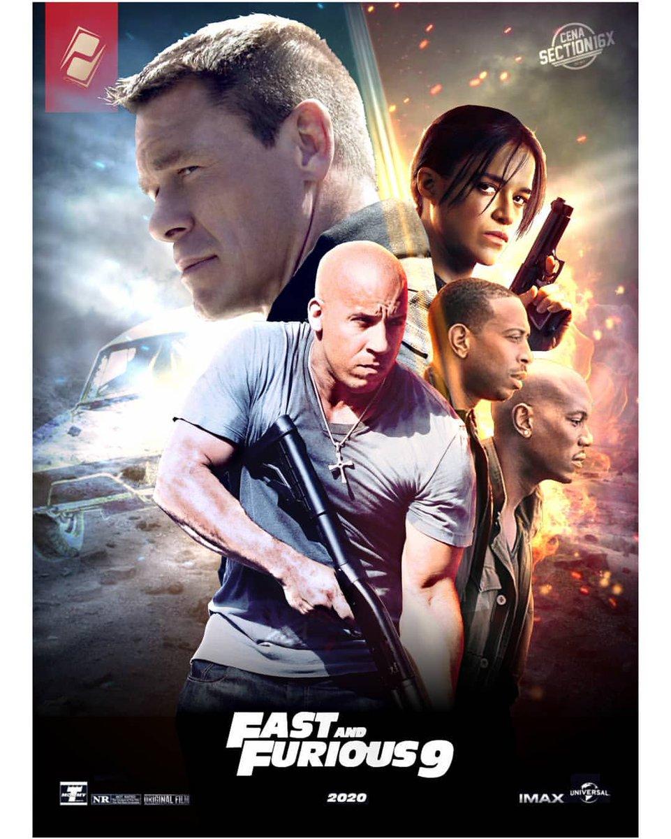 Download Fast & Furious 9: (2021) Dual Audio {Hindi