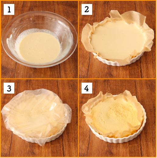 決め手は粉チーズ?!オーブン不要!電子レンジで作れる濃厚チーズケーキのレシピ