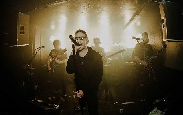 Day 2 - Southampton.  @otrbanduk @polarisevisuals  #posthardcore #localbands #newmusic #metalcore #epiphone #espguitars #livemusic #orangeamps