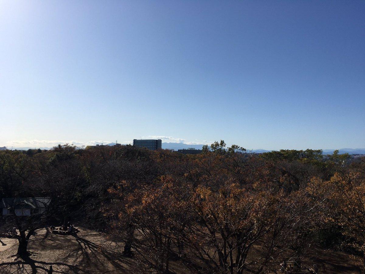 展望 枡形 台 山
