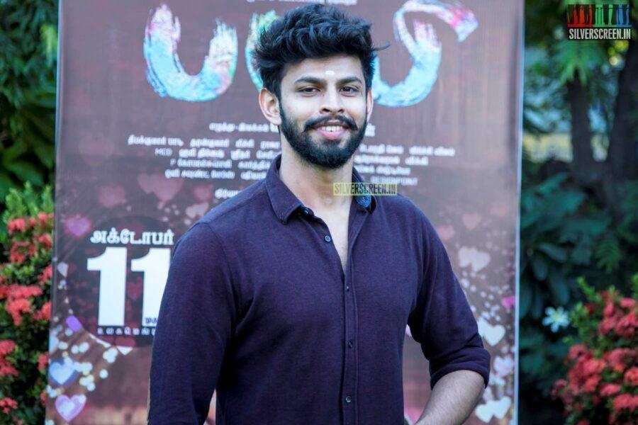 The visual first look/teaser of director #GauthamMenon's #Joshua: Imai Pol Kaakha is out now. The film stars actors #Varun and debutant #Raahei.  #JoshuaVisualFirstLook