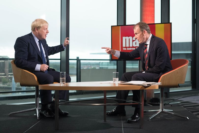 BBC accused of surrender after allowing Boris Johnson to appear on Marr Show mirror.co.uk/news/politics/…