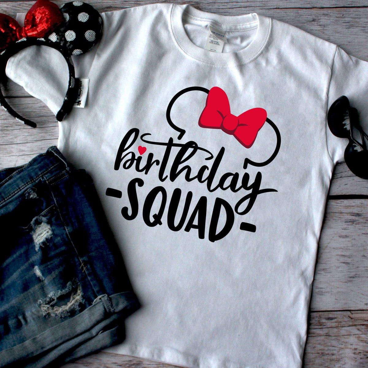 Family vacation shirt,Disney shirt,Disney Vacation Shirt,Minnie Mouse Vacation shirt,Matching shirts,Matching vacation shirt,Birthday Squad  #disneyears #toystoryforkyears