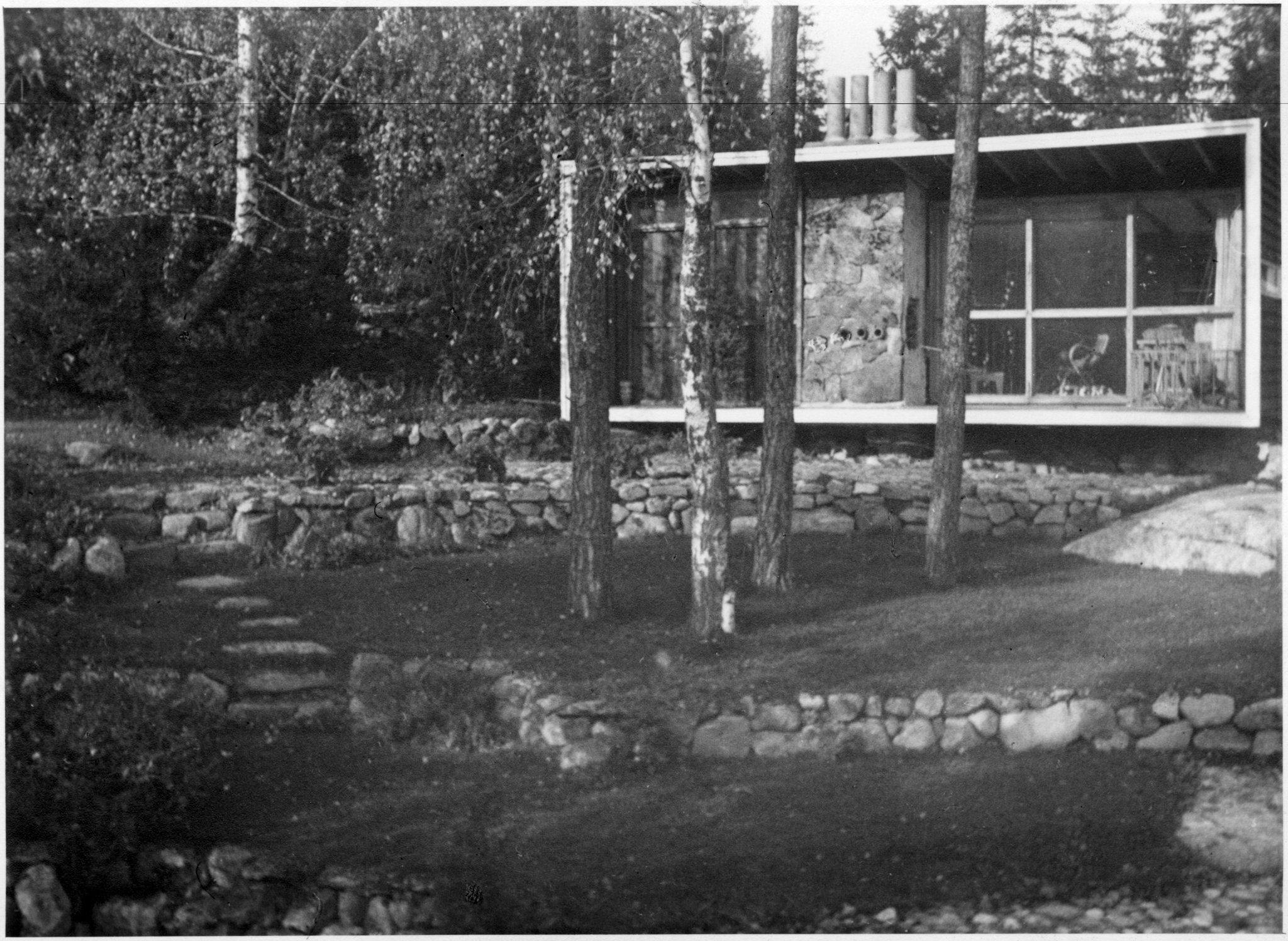 "María Fernanda Jaua on Twitter: ""Desde Suecia Ralph Erskine. Lådan ""The  box"", 1941 #100x100masterhouses… """
