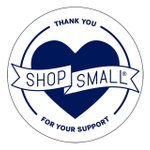 Image for the Tweet beginning: Shop Small Saturday is here!