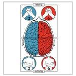 脳の心理テスト。インプット脳、アウトプット脳みんな当たってる?