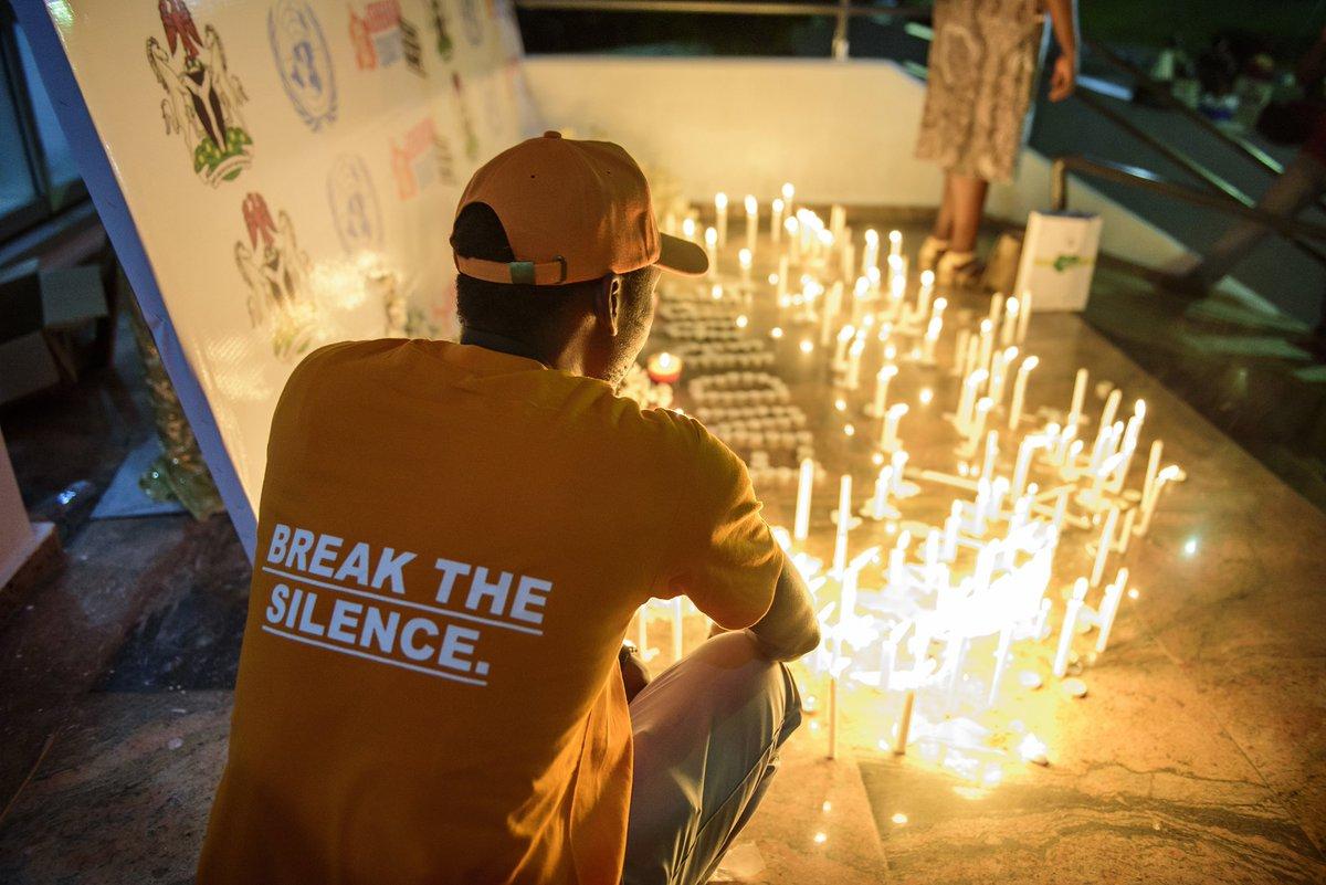 #16DaysOfActivism  We Condemn Rape & all forms of Gender-based violence against women, boys & girls #orangetheworld #GenerationEquality #BreakTheSilence #TheNigeriaWomenWant @UN_Women @AminaJMohammed @UN_PGA @AUBinetaDiop @PaulineKTallen @ComfortLUNWomen @UNHumanRights @HeForShe https://t.co/MGY5C2TNcx