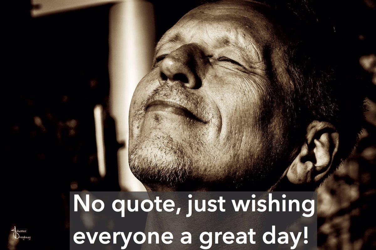 🔵 Have a great day 👍 #SaturdayMotivation #ThinkBIGSundayWithMarsha #GoodVibes @Dahl_Consult @NevilleGaunt @kashthefuturist @Victoryabro @LoriMoreno @RichSimmondsZA @marshawright @fogle_shane @loveGoldenHeart @archonsec @TheCloudand_Me @Fabriziobustama @robmay70 @KeithKeller