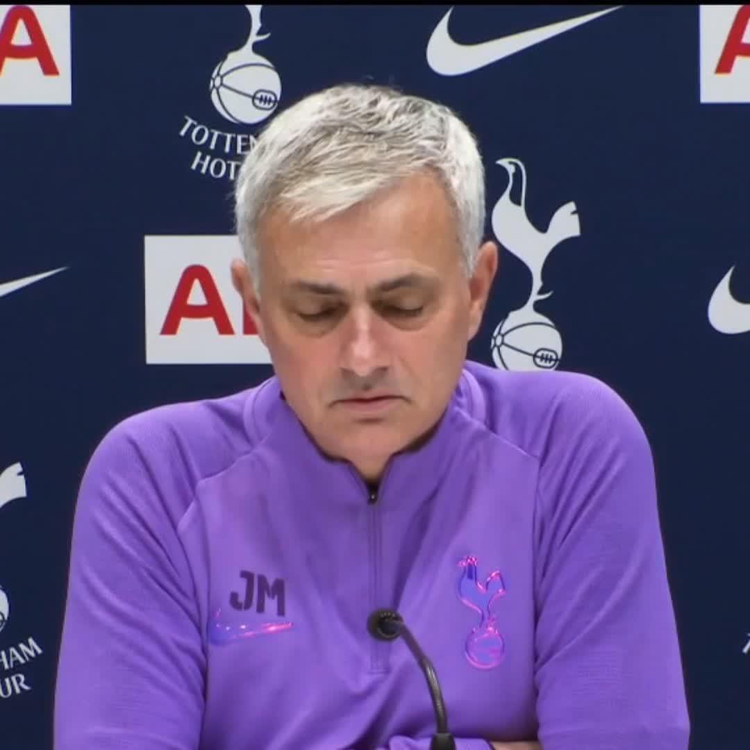 @SkySportsPL's photo on Mourinho