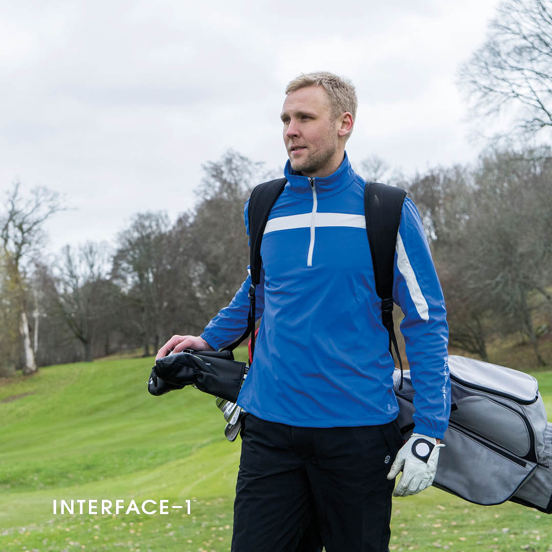 Meet BART - The INTERFACE-1™ jacket from the Upcycle Edition. ✅ Totally windproof ✅ Water repellent ✅ Highly breathable ✅ Super Stretchy Available in 8️⃣ color options at galvingreen.com