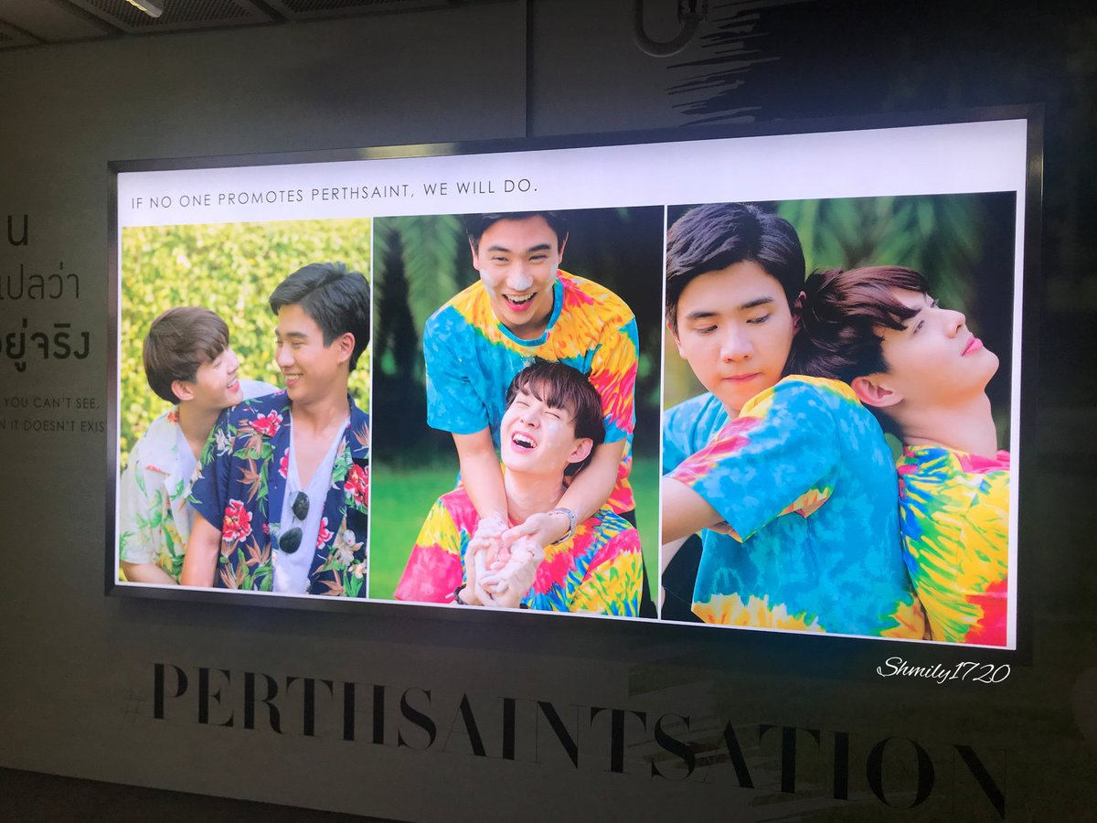 The moon represents my heart, I will always support and love you~ #NothingButPerthSaint #PerthSaintSation<br>http://pic.twitter.com/tRkVRxPHZl