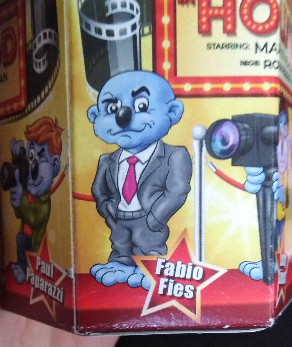 """Liegt es an mir oder sieht Fabio Fies aus wie Ulrich Mühe in """"Schtonk!"""" (1992)?  #koalakekse #deutscheskino pic.twitter.com/tWOJ4FjOLi"""