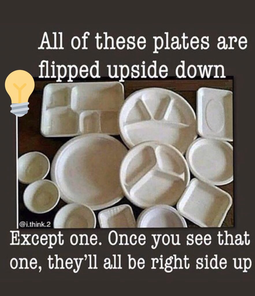 Can your brain flip all these plates? #ThinkBIGSundayWithMarsha #MindFit @DrJDrooghaag @Dkell999 @FrRonconi @enricomolinari @evankirstel @spendharkar @alvinfoo @enricomolinari @KenHerron @LoriMoreno @loveGoldenHeart @kashthefuturist @RichSimmondsZA @PVynckier @AdamRogers2030