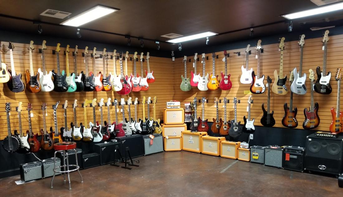 Buy Guitar Shop Online -  #GuitarShop #EpiphoneAcoustic #OrangeAmps #GibsonUK