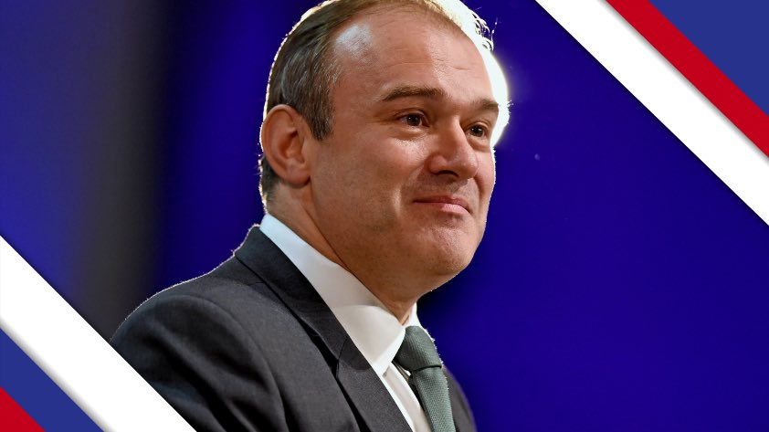 Deputy Leader of @LibDems @EdwardJDavey will be live in the studio to react to the terror attack and talk about his party's #GE2019 offer. 📺 @SkyNews ⏰ 8.30am tomorrow #️⃣ #Ridge