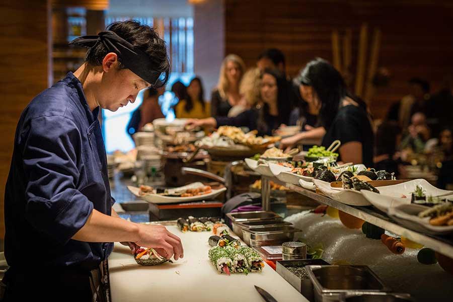 Culinary adult awards