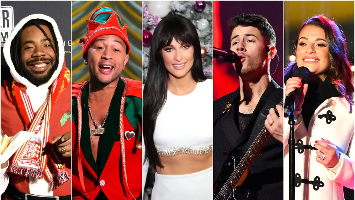 Here are the hottest holiday jingles you need to hear this season: on.mtv.com/37POSOk 🎶⛄️